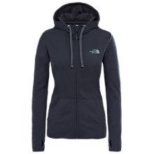 Buy The North Face Fave Full Zip Hoodie, Grey Online at johnlewis.com