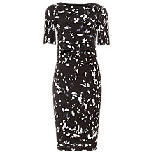 Buy Phase Eight Jago Print Dress, Grey Online at johnlewis.com