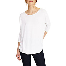 Buy Phase Eight Catrina Top, White Online at johnlewis.com