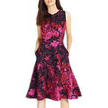 Buy Phase Eight Fifi Dress, Multi/Navy Online at johnlewis.com