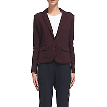 Buy Whistles Slim Jersey Jacket Online at johnlewis.com