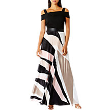 Buy Coast Rockafella Print Maxi Dress Online at johnlewis.com