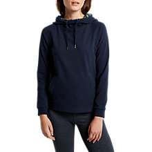 Buy White Stuff Warm Up Hoodie, Purple Online at johnlewis.com