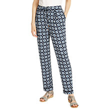 Buy Phase Eight Pru Paisley Trousers, Multi Online at johnlewis.com