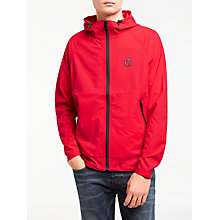 Buy PS by Paul Smith Water Resistant Stretch Hooded Jacket Online at johnlewis.com