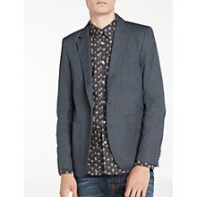 Buy PS Paul Smith Patch Pocket Jacket, Navy Online at johnlewis.com