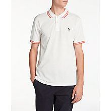 Buy PS by Paul Smith Twin Tipped Polo Shirt Online at johnlewis.com