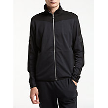 Buy PS by Paul Smith Supersoft Track Top, Blue Online at johnlewis.com