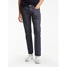 Buy PS by Paul Smith Tapered Fit Crosshatch Jeans, Rinse Online at johnlewis.com