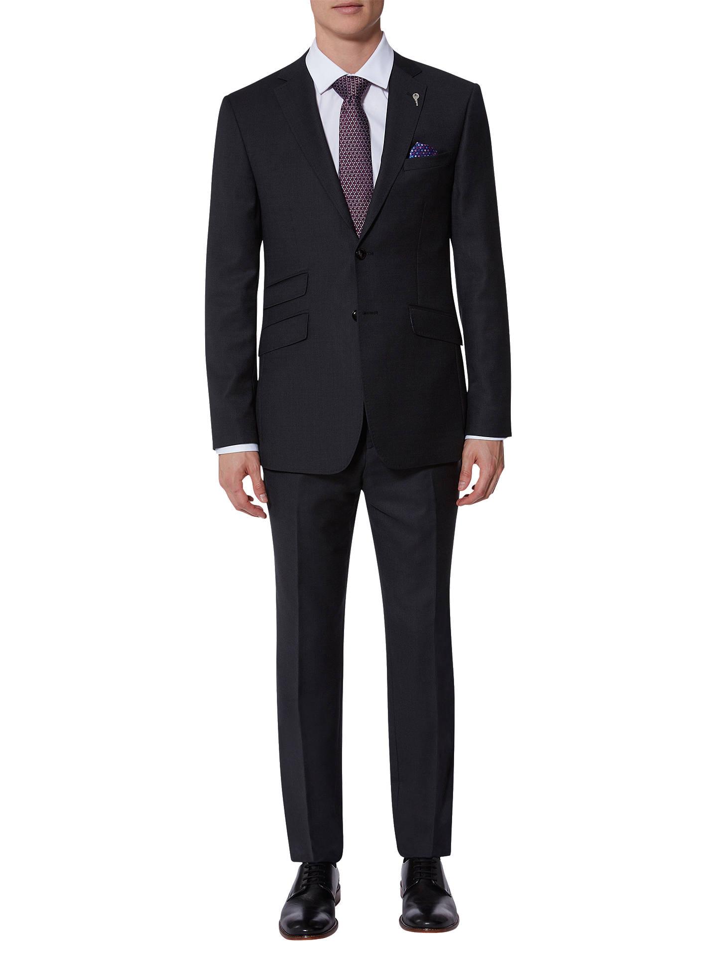 851856622 Buy Ted Baker Chalkyj Wool Birdseye Tailored Suit Jacket