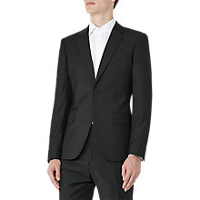 Buy Reiss Winks Wool Slim Fit Suit Jacket, Dark Green Online at johnlewis.com