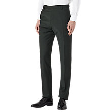 Buy Reiss Winks Wool Slim Fit Suit Trousers, Dark Green Online at johnlewis.com