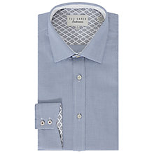 Buy Ted Baker Murgese Mini Geo Tailored Fit Shirt, Grey Online at johnlewis.com