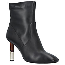 Buy KG by Kurt Geiger Raven Ankle Boots, Black Online at johnlewis.com