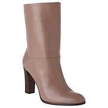 Buy L.K. Bennett Rory High Block Heel Ankle Boots Online at johnlewis.com