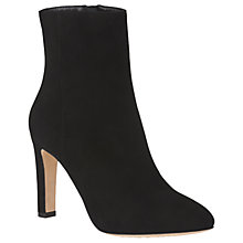 Buy L.K. Bennett Edelle Block Heeled Ankle Boots Online at johnlewis.com