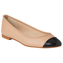 Buy L.K. Bennett Suzanne Ballet Pumps Online at johnlewis.com
