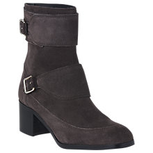Buy L.K. Bennett Hettie Block Heeled Ankle Boots Online at johnlewis.com