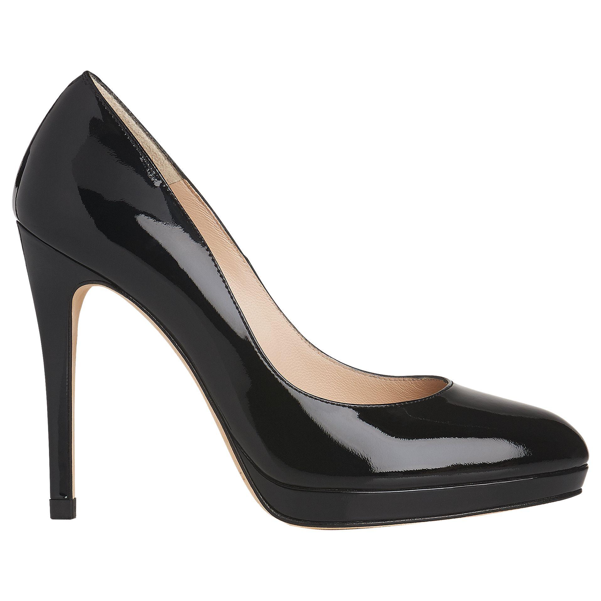 4499338d581 L.K.Bennett Sledge Platform Court Shoes