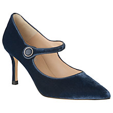 Buy L.K. Bennett Monica Mary Jane Court Shoes Online at johnlewis.com