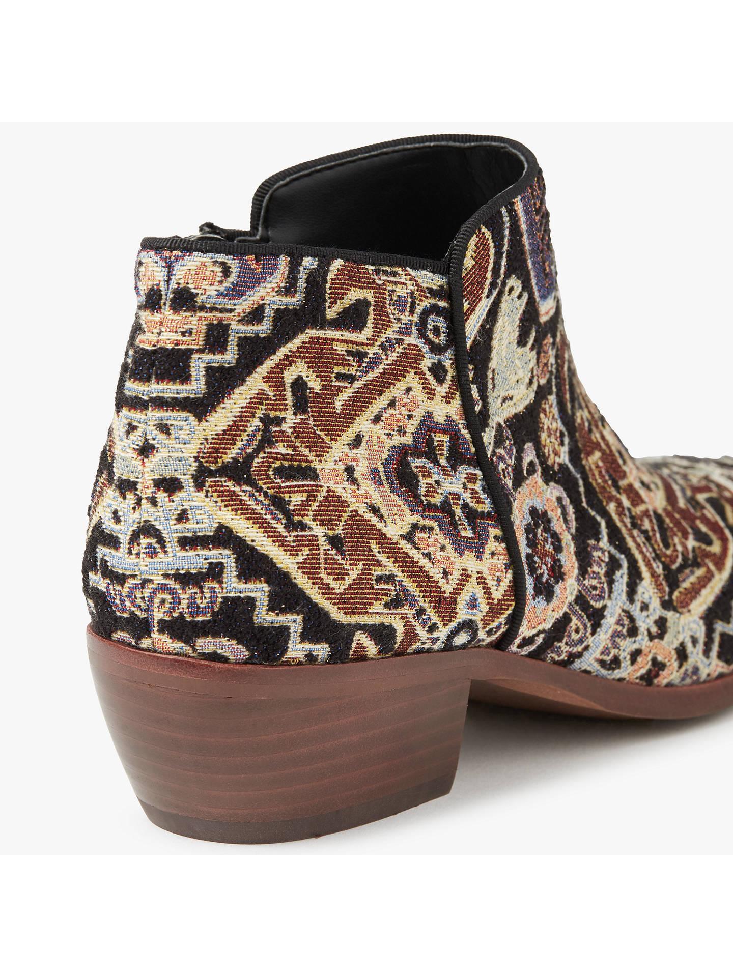 1f4da2fcb ... Buy Sam Edelman Petty Tapestry Block Heeled Ankle Boots