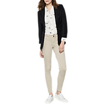 Buy Mint Velvet Easy Boyfriend Blazer, Black Online at johnlewis.com