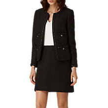 Buy L.K. Bennett Charl Boucle Skirt Online at johnlewis.com
