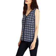 Buy Phase Eight Pru Paisley Blouse, Multi Online at johnlewis.com