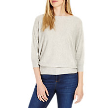 Buy Phase Eight Becca Batwing Knitted Jumper Online at johnlewis.com