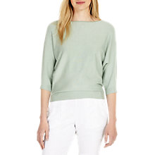 Buy Phase Eight Cristine Batwing Jumper, Mint Online at johnlewis.com