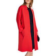 Buy Phase Eight Jenna Coat, Carmine Online at johnlewis.com