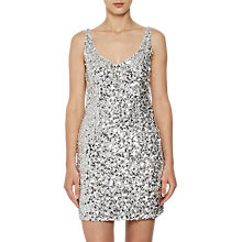 Buy French Connection Helen Sparkle Strappy Dress Online at johnlewis.com
