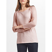 Buy Collection WEEKEND by John Lewis Slub Raglan Sleeve T-Shirt Online at johnlewis.com