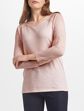 Collection WEEKEND by John Lewis Slub Raglan Sleeve T-Shirt