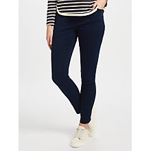 Buy Collection WEEKEND by John Lewis Skinny Twill Jeans, Navy Online at johnlewis.com