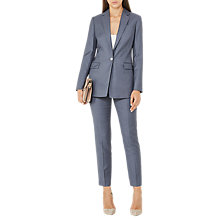Buy Reiss Leyton Tailored Jacket, Blue Online at johnlewis.com