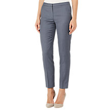 Buy Reiss Leyton Tailored Trousers, Blue Online at johnlewis.com