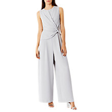 Buy Coast Mimi Jumpsuit, Grey Online at johnlewis.com