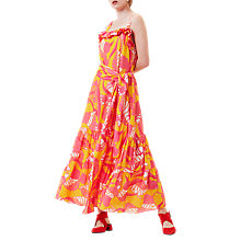 Buy Finery Print Voile Sundress, Amazon Noveau Print Online at johnlewis.com