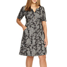 Buy Studio 8 Demi Dress, Black/Grey Online at johnlewis.com