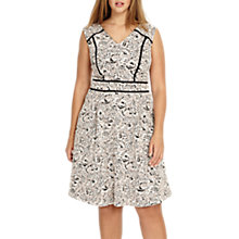 Buy Studio 8 Alexus Dress, Black/Blush Online at johnlewis.com