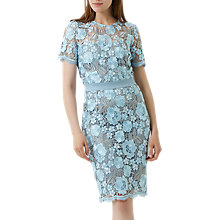 Buy Fenn Wright Manson Mykonos Dress, Blue Online at johnlewis.com