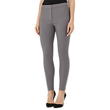 Buy Reiss Darlas Skinny Trousers, Stone Grey Online at johnlewis.com