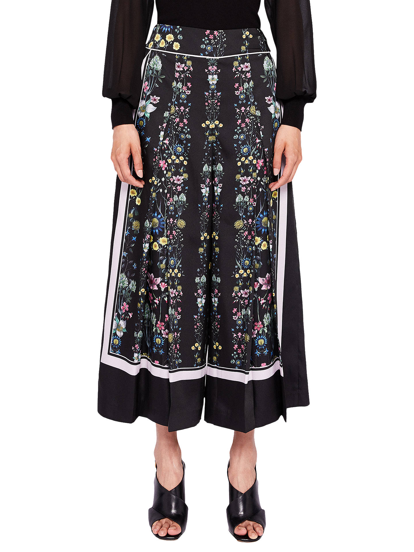 3b70ecd19f5b60 Buy Ted Baker Lottut Unity Floral Print Culottes