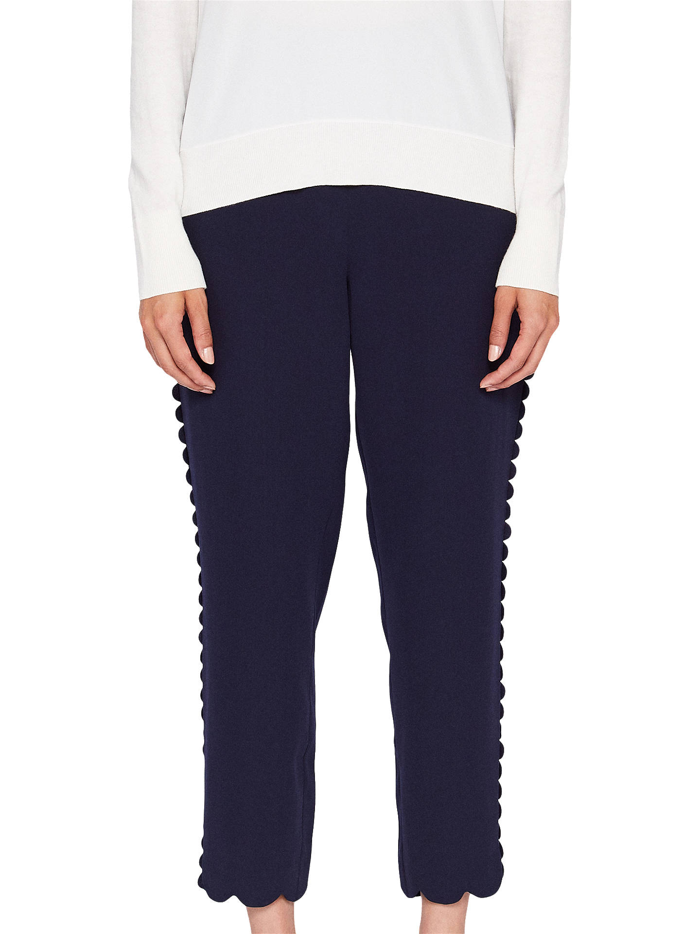 bc5b3b735bb7 Buy Ted Baker Scallop Trim Jogger Trousers