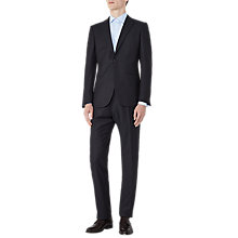 Buy Reiss Corporal Textured Wool Tailored Suit, Charcoal Online at johnlewis.com