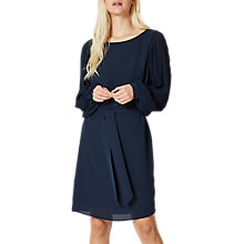 Buy Selected Femme Freja Dress, Dark Sapphire Online at johnlewis.com