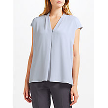 Buy John Lewis Cora Pleat Top Online at johnlewis.com
