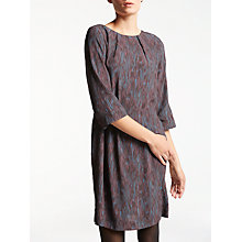 Buy Kin by John Lewis Pillar Print Dress, Multi Online at johnlewis.com
