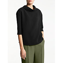 Buy Kin by John Lewis Funnel Neck Top Online at johnlewis.com
